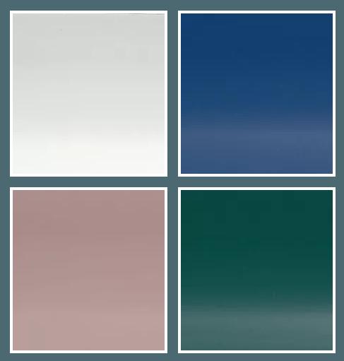 1 Inch Blinds Color Samples