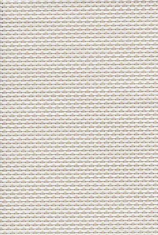 Beige White Roller Shades 8%