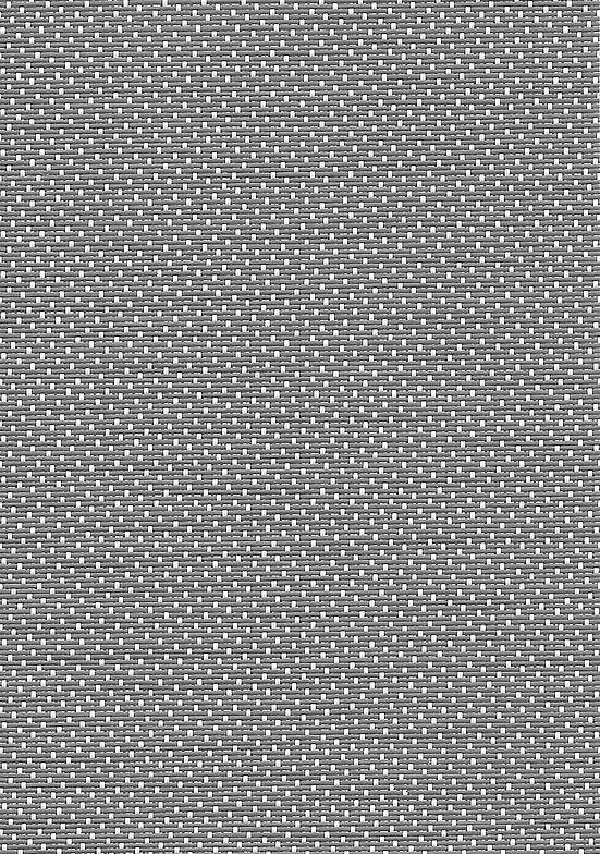 Dark Gray White 3% Roller Shades