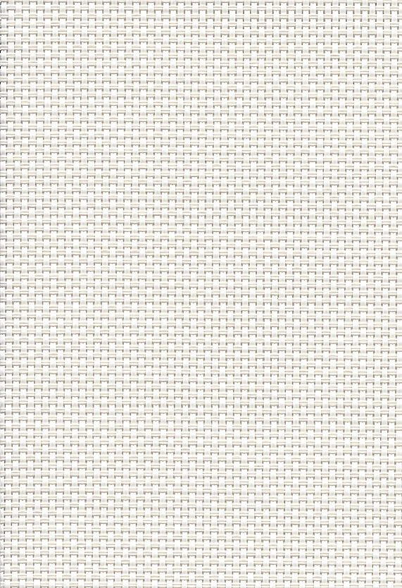 White Linen Roller Shades 10%