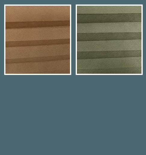 Cellular Shades Single Cell Light Filtering Samples