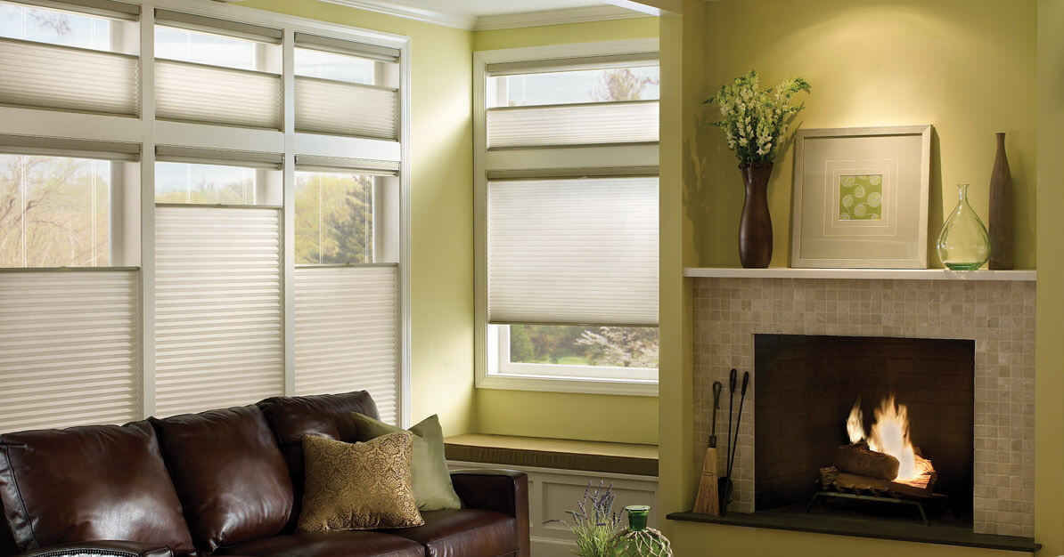 Cellular Shades Cellular Blinds Double Cell