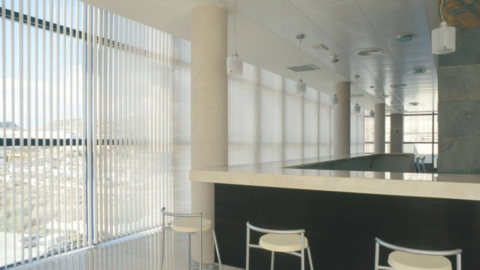 Vertical Blinds Contemporary