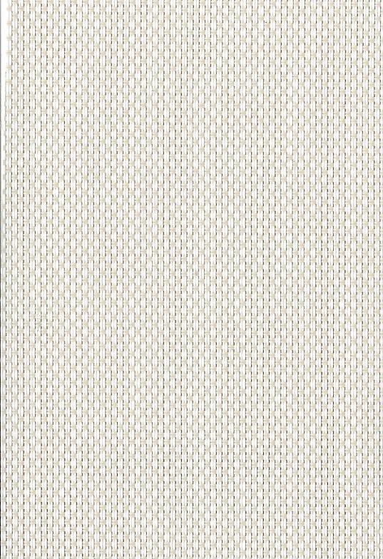White Linen 3% Roller Shades