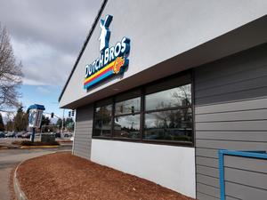Dutch Brothers Tumwater Window Tinting