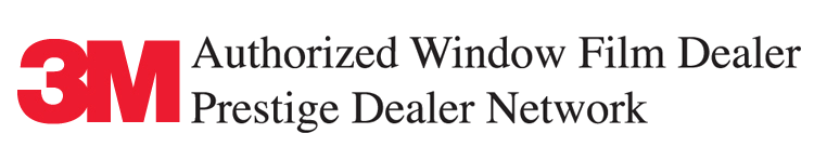 3M Authorized Dealer Prestige Window Tint Film
